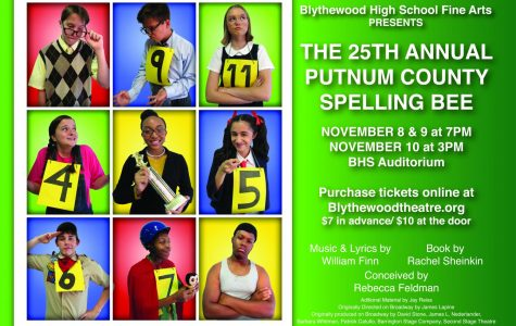 Blythewood Fine Arts Presents…