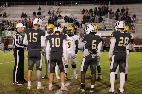 Blythewood, although they lose to Spring Valley, gets into the playoffs