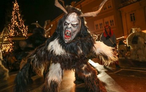 Origin of Krampus