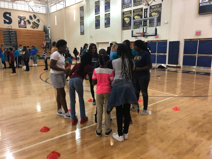 Blythewood Hosts Richland 2 Special Olympics Event
