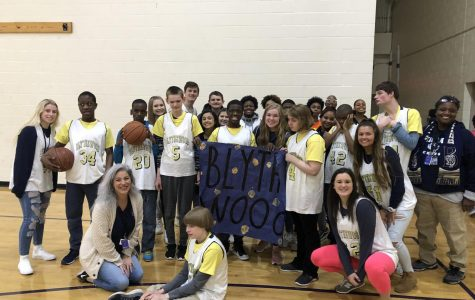 Blythewood Participates in Basketball Special Olympics