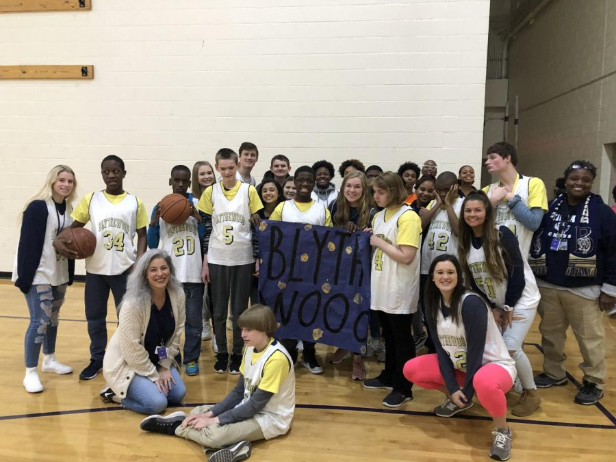 Blythewood+Participates+in+Basketball+Special+Olympics