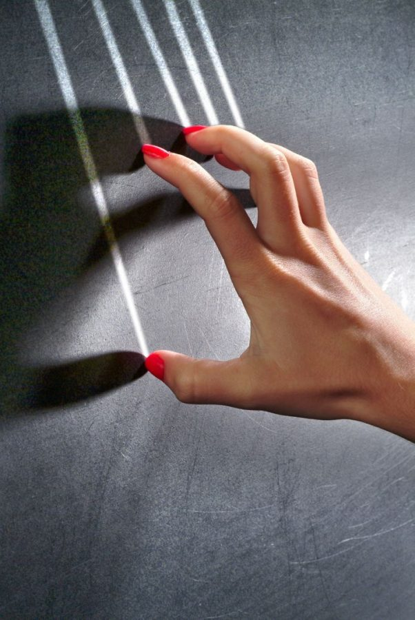 nails on a chalk board