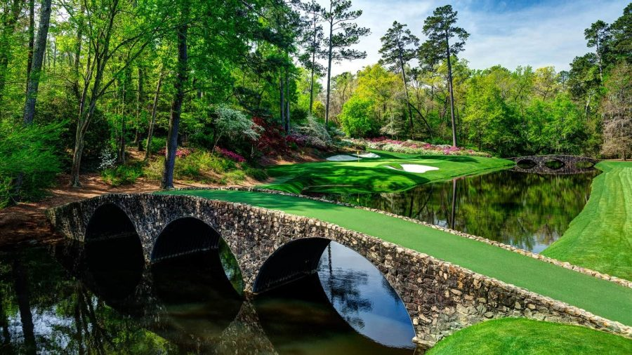 Amen Corner, 11th hole at the Masters