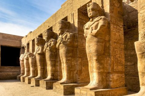 Ancient Egyptian city discovered after three thousand years